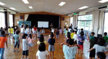学童向け 健康栄養&キッズダンス